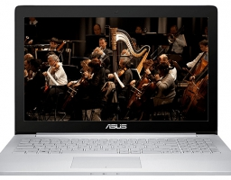 "ASUS ZenBook Pro UX501VW (Intel Core i7 6700HQ 2600 MHz/15.6""/3840x2160/16.0Gb/512Gb SSD/DVD нет/NVIDIA GeForce GTX 960M/Wi-Fi/Bluetooth/Win 10 Pro) (90NB0AU2-M01540)"