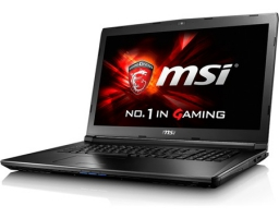 "MSI GL72 6QD (Intel Core i7 6700HQ 2600 MHz/17.3""/1920x1080/8Gb/1000Gb/DVD-RW/NVIDIA GeForce GTX 950M/Wi-Fi/Bluetooth/Win 10 Home) (9S7-179675-004)"