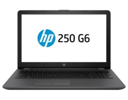 "HP 250 G6 (1WY43EA) Intel Core i3 6006U 2000 MHz/15.6""/1366x768/4Gb/500Gb HDD/DVD-нет/Intel HD Graphics 520/Wi-Fi/Bluetooth/DOS"