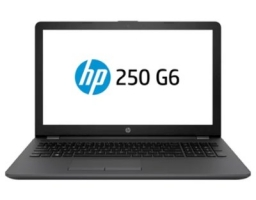 "HP 250 G6 (3QM21EA) Intel Core i3 7020U 2300 MHz/15.6""/1366x768/4Gb/500Gb HDD/DVD-RW/Intel HD Graphics 620/Wi-Fi/Bluetooth/DOS"